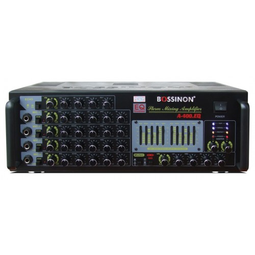 AMPLY BOSS A-400EQ