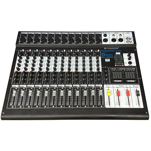 MIXER BOSSINON MX-1202EQ