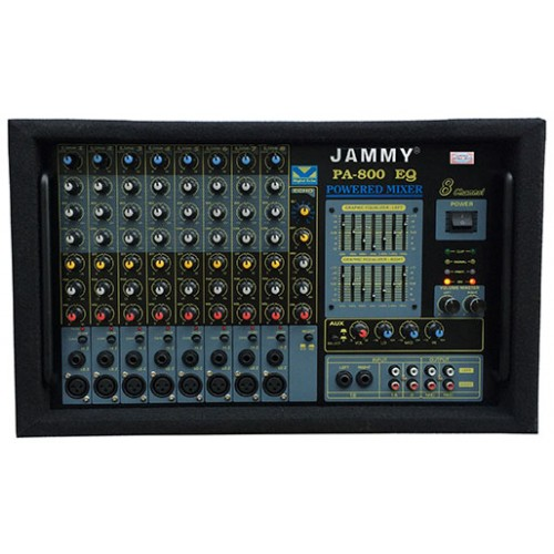 AMPLY 8 LINES JAMMY PA-800EQ